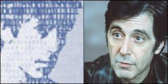 17 curiosidades sobre Facebook - Es Al Pacino en su primer logo?