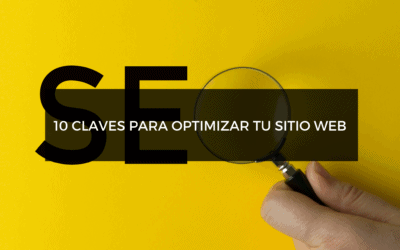 10 claves SEO para optimar tu sitio web